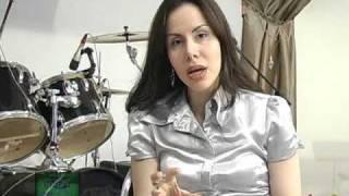 Sarah sheeva parte 02 entrevista no Gospel em Foco