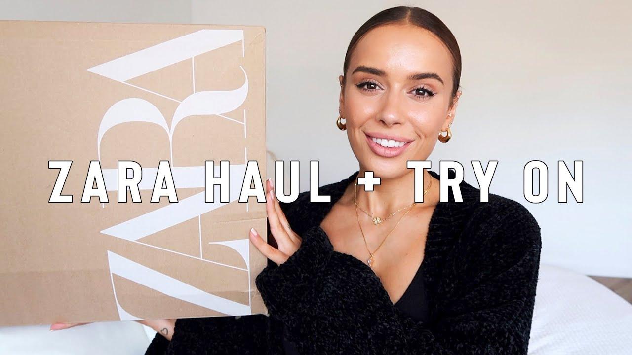 Download AUTUMN ZARA HAUL + TRY ON | Suzie Bonaldi