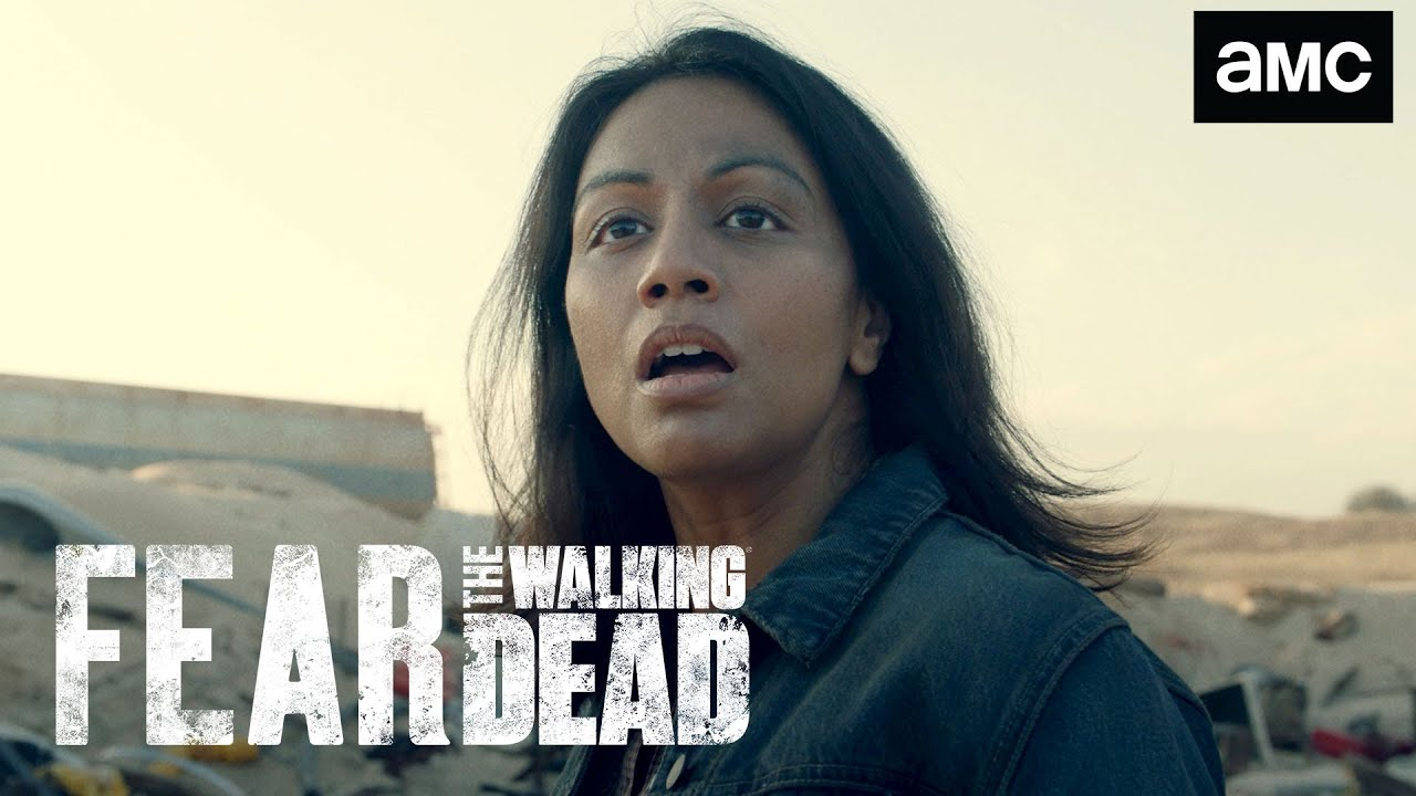 Download (SPOILERS) 'This Isn't the End' Season Finale Talked About Scene   Fear The Walking Dead