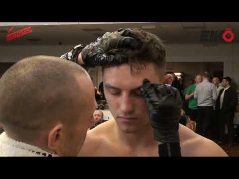 EIKO 9 - Catchweight 68kg Adam Butterworth VS Kyle Wright WALKOUTS