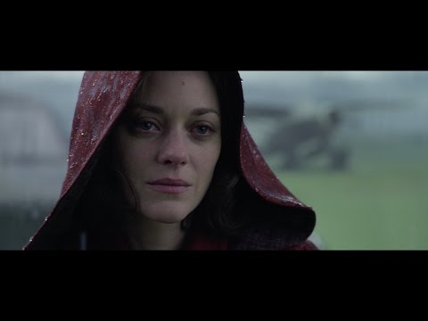 'Allied' (2016) Official Trailer | Brad Pitt, Marion Cotillard