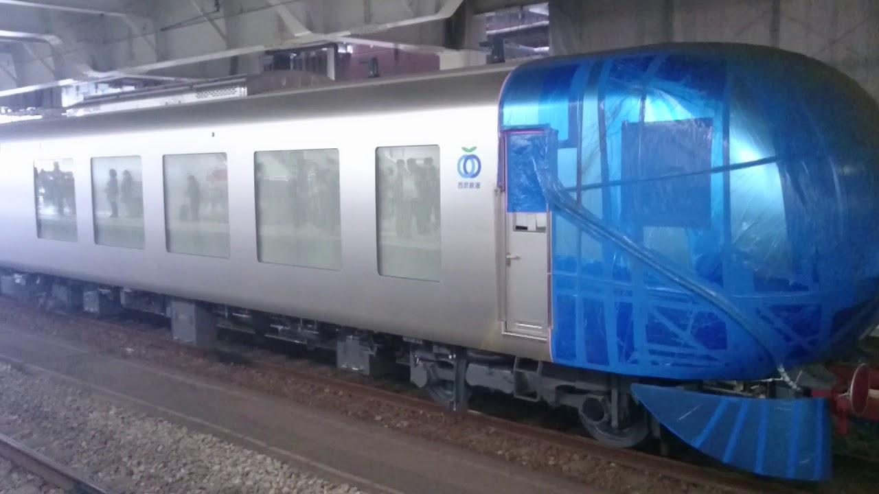 西武鉄道新型特急 001系「Laview」...