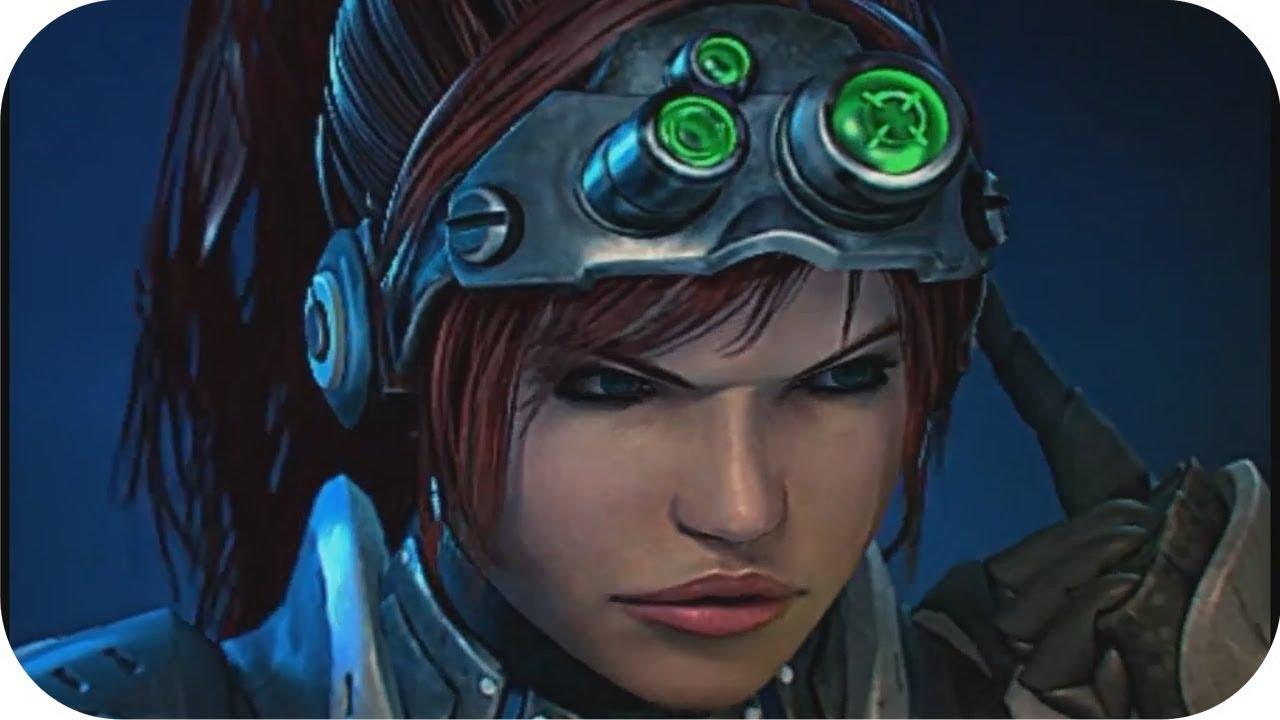 Sarah Kerrigan Betrayal In Starcraft Remastered 2017 Edited