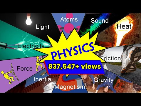 INTRODUCTION TO PHYSICS | PHYSICS IN EVERYDAY LIFE