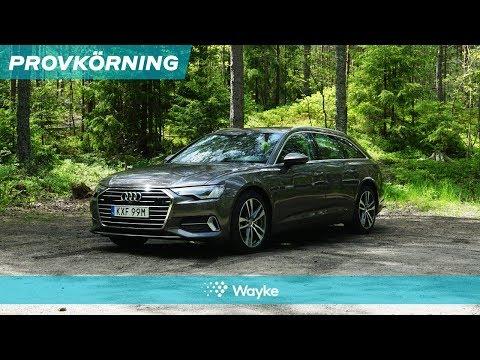 Audi A6 2019 – charmig eller bara skärmtid? VI har provkört!