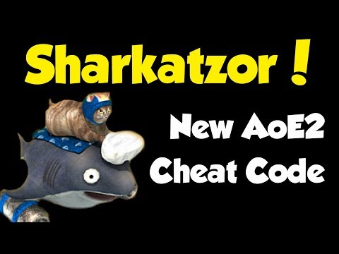 Sharkatzor - The New AoE2 Cheat Code