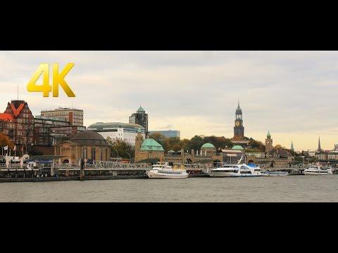 Hamburg in 4k 🇩🇪