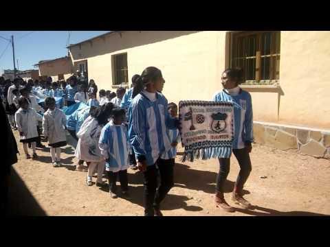 Desfile Cívico-Escolar_Fiesta Patronal Huancar 2017