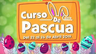 ¡Curso de Pascua Plavana 2019!