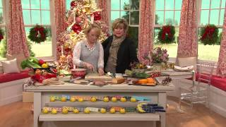 Temp-tations 3pc Floral Lace Chef, Bread And Utility Knives With Carolyn Gracie