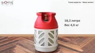Взрывобезопасные полимерно-композитные газовые баллоны для пропана(, 2013-04-30T03:29:02.000Z)