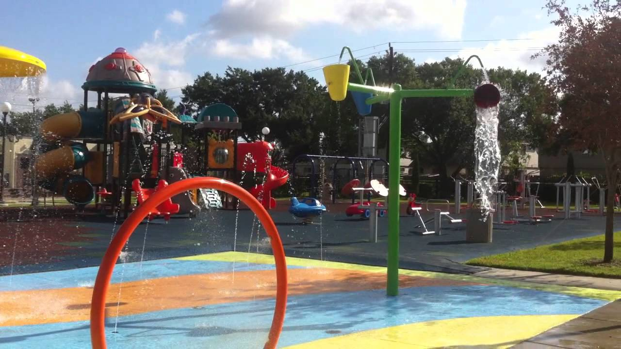 Splash Pads South Pool And Spa Houston Pool Builder Youtube