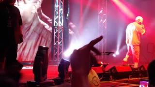 E.B.A.H. Tech N9ne live