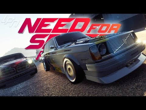 Volvo 242 Fundort und Tuning -  NEED FOR SPEED PAYBACK Part 98 | Lets Play NFS Payback