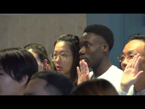 Behind the scenes: Alphonso Davies becomes Canadian citizen