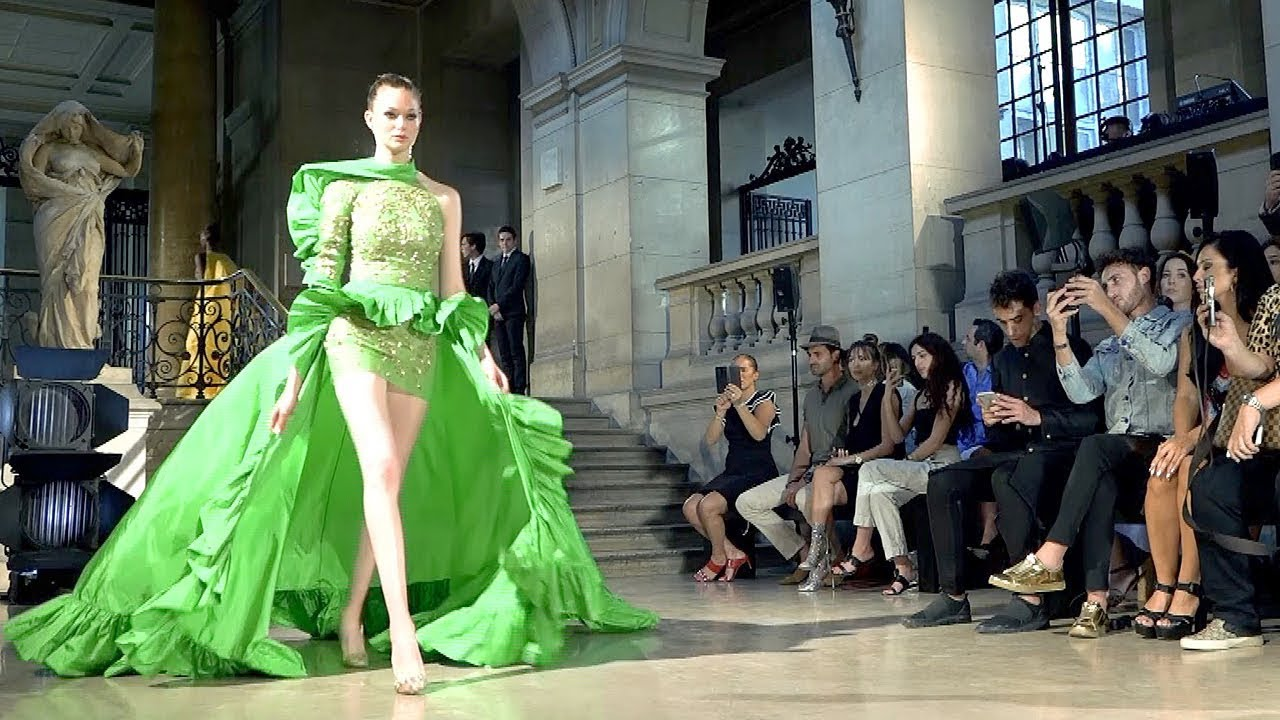 Rami Kadi | Haute Couture Fall Winter 2019/2020 | Full Show