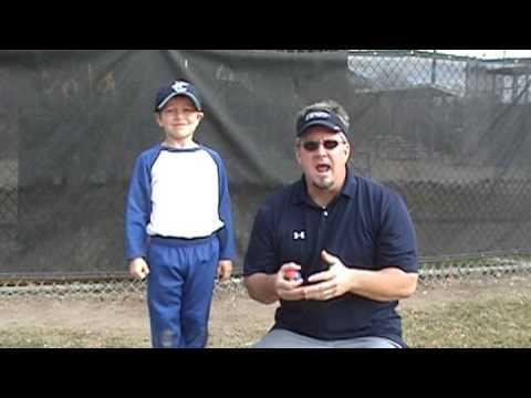 Coaching Youth Baseball Catching Drills & Skills Pt 1