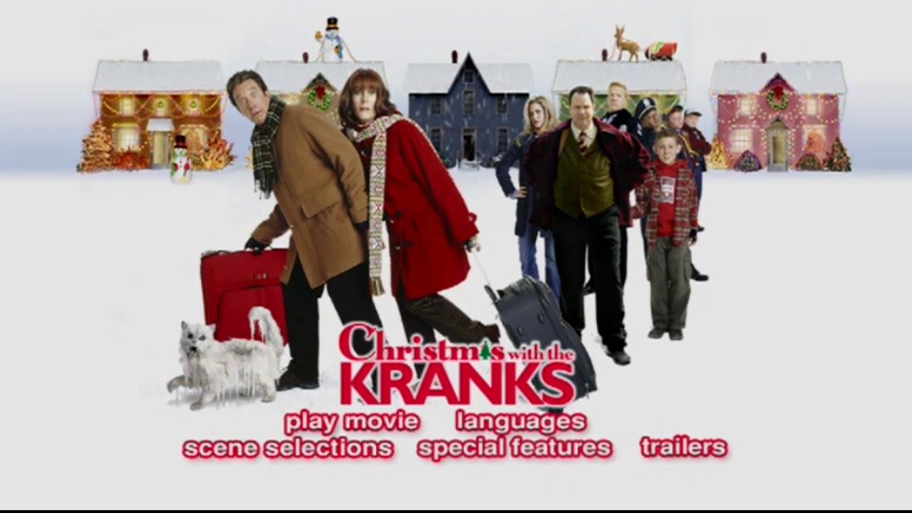 Christmas With The Kranks Dvd.Christmas With The Kranks