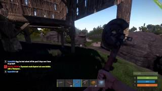 Rust Experimental : Welcoming the neighbors! Ep 11