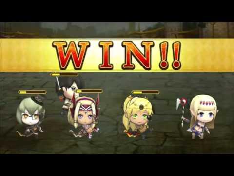 Chain Chronicle JRPG Mini Tactics Gameplay HD   YouTube