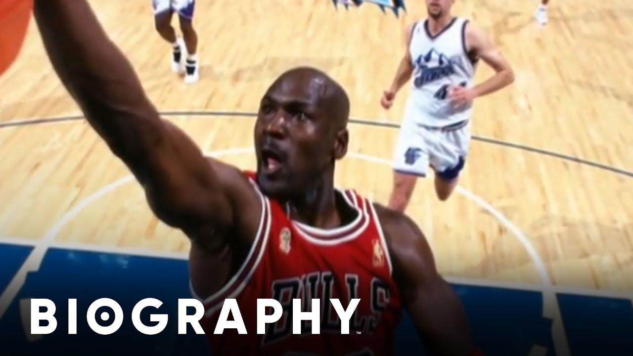 A biography of michael jordan an american basketball player