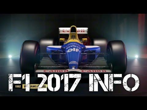 F1 2017 game   EERSTE INFO NIEUWE F1 GAME!   Nederlands/Dutch
