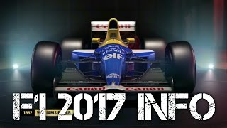 F1 2017 game | EERSTE INFO NIEUWE F1 GAME! | Nederlands/Dutch