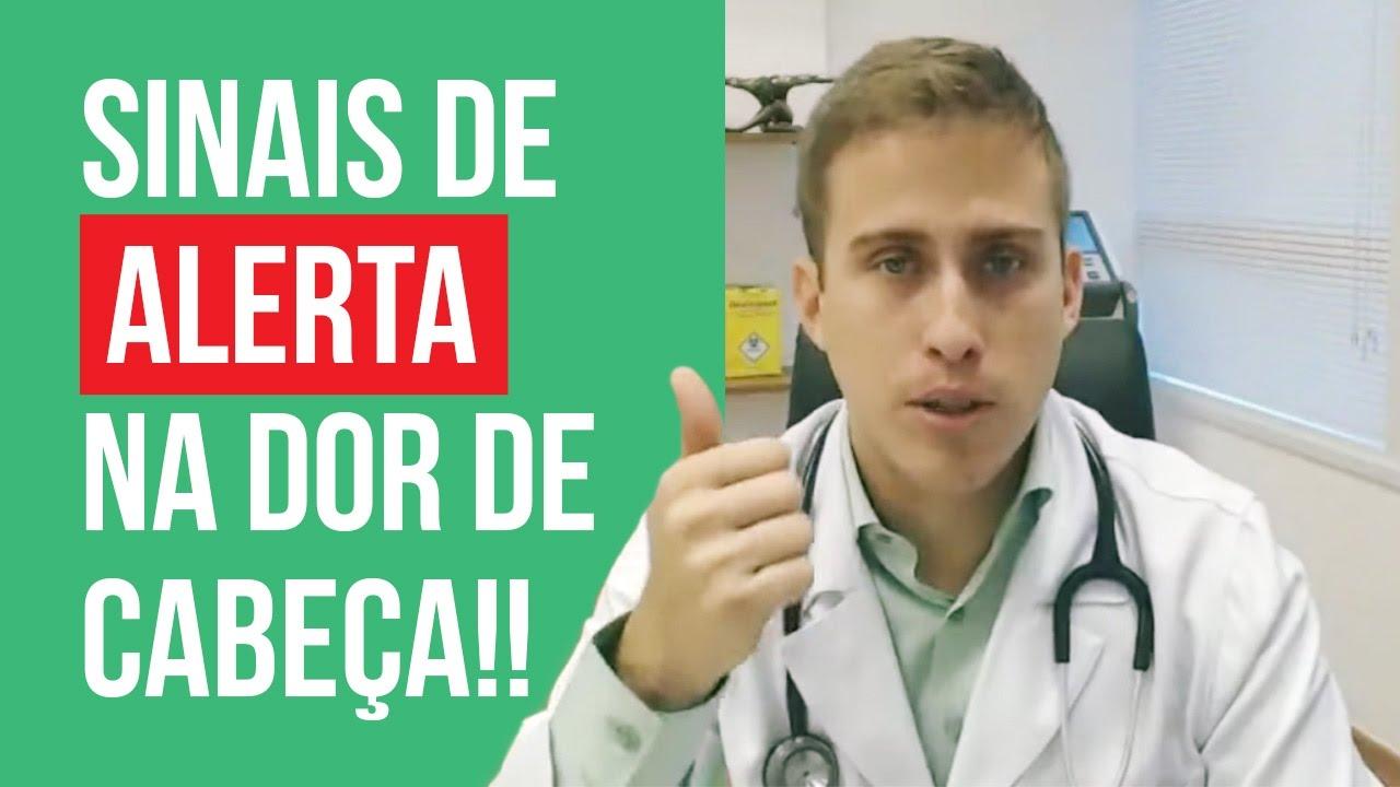 f64258cc5 Sinais de Alerta na Dor de Cabeça - Busque o Hospital - - YouTube