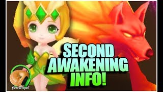 SUMMONERS WAR: New Information on Second Awakenings from SW Europe Event!