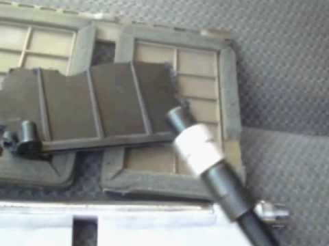 how to change door actuator on 2004 dodge caravan