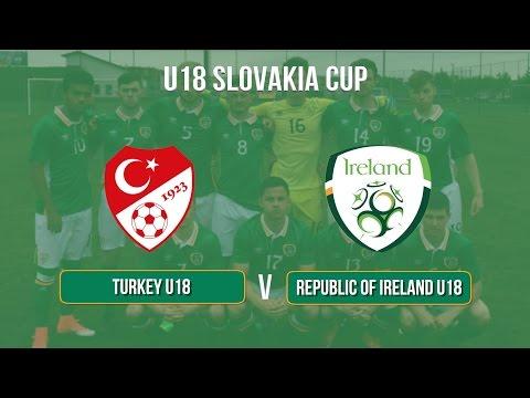 Highlights: Turkey U18 1-2 Republic of Ireland U18