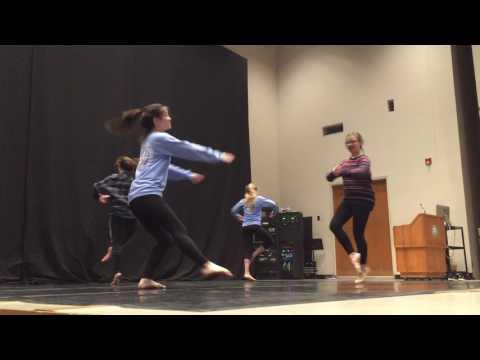 Wellesley College Dancers Gratitude Teaser