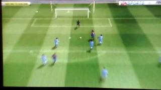 Fifa 2008 Wii Goal Compilation