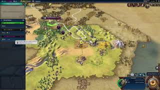 Civilization 6 How To Make a Road (Quick Tips)