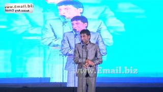 best of  Raju Srivastav  on sholay and gabbar singh at Email.biz Launch