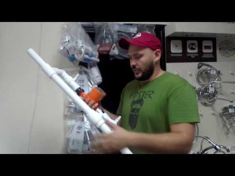 Как сделать байпас в систему отопления из полипропиленовых труб