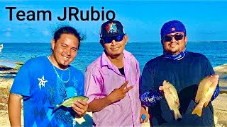 Fishing Adventure in San Pedro Ambergris Caye | Team JRubio