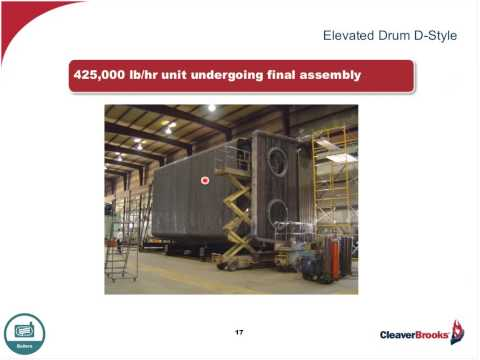 Cleaver-Brooks: Meeting the Industry's Large Steam Needs | October 2012