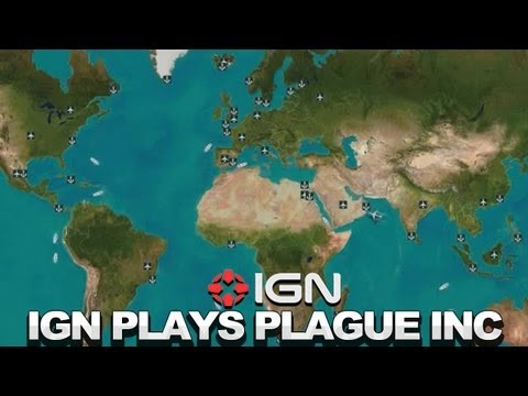 IGN Plays Plague Inc - Zombie Virus Commentary