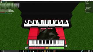 How to play still dre intro! Roblox Piano