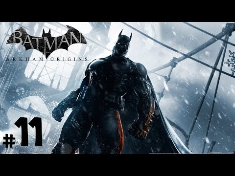BATMAN ARKHAM ORIGINS #11 | HOTEL GOTHAM CITY ROYAL