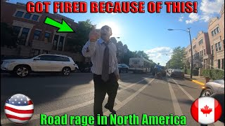 Road Rage USA & Canada | Bad Drivers, Fails, Crashes, Fights Caught on Dashcam in North America 2019