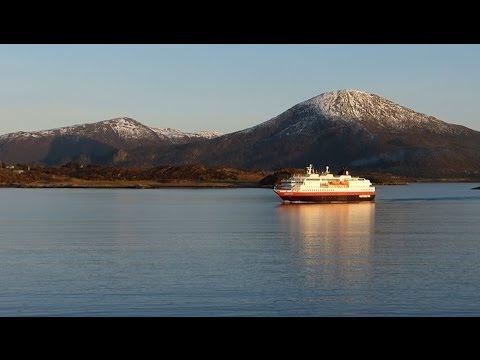 Hurtigruten Reise Tag 11: Trondheim, Kristiansund und Molde