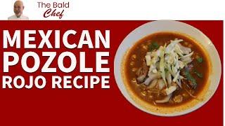 Mexican Pozole Rojo Recipe