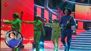 Ц. Тэмүүлэн (Pet Shop Boys- Go West)