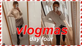🎄 VLOGMAS 04. A WEEK IN WINTER OUTFITS 🎄 Lucy Love