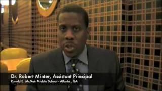 ANTHONY EVANS: Endorsed by Dr. Robert Minter