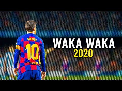 Lionel Messi ► Waka Waka ● Skills & Goals ● 2020 | HD