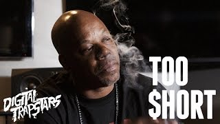 "Too Short Tells The Stories Behind ""Blow The Whistle"" & His Many Other Hits"