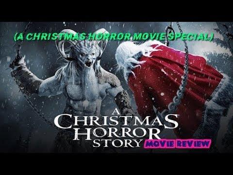 A Christmas Horror Story.A Christmas Horror Story Movie Review Christmas Horror